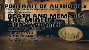 Portrait of Authority 10 Year Anniversary Show!