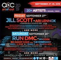 The Art of Cool Festival 2019 with Omar Lye-Fook / DMC / Zoocru