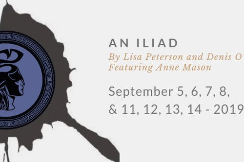 AN ILIAD by Lisa Peterson and Denis O'Hare