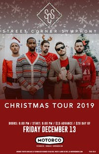 STREET CORNER SYMPHONY Christmas Tour (Seated Show)