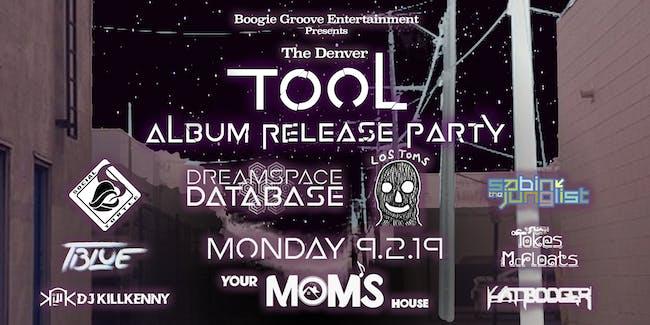 The Denver Tool Album Listening Party