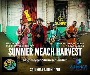 Summer Meach Harvest 2019 Benefitting Alliance For Children