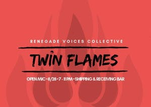 Renegade Voices Collective  Open Mic