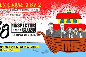 Drusky Entertainment | '68 – Tickets – Crafthouse Stage & Grill