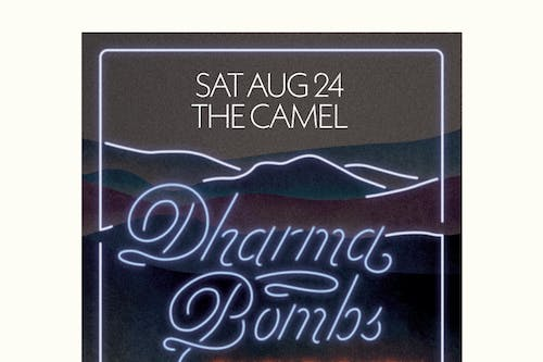 Dharma Bombs Album Release with The Judy Chops and Weekend Plans