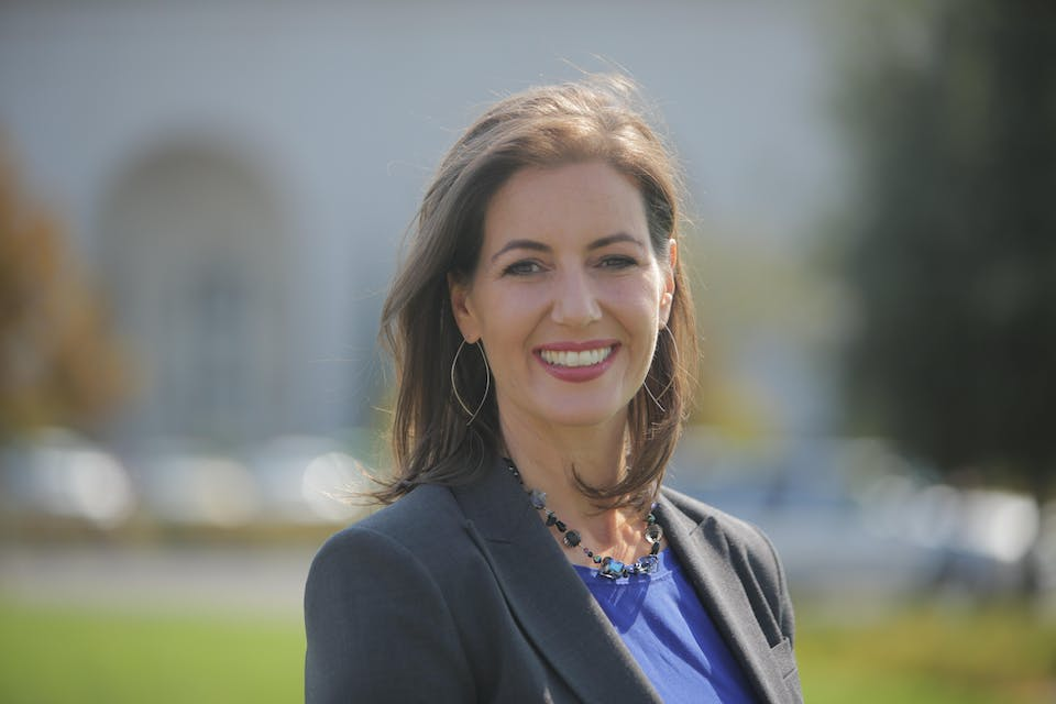 The Mayor of Oakland in Conversation: Libby Schaaf