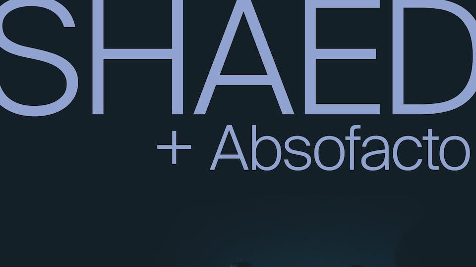 SHAED / Absofacto