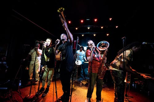 THE GRAMMY AWARD-WINNING REBIRTH BRASS BAND
