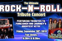 The Ultimate Rock-N-Roll Tribute Concert - Second Showing