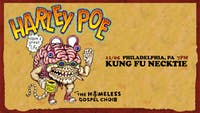 Harley Poe ~ The Homeless Gospel Choir ~ The Looms