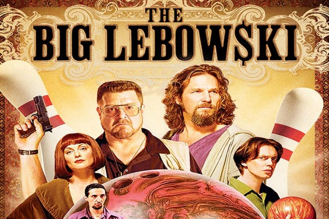 THE BIG LEBOWSKI - LIVE ON THE BIG SCREEN!