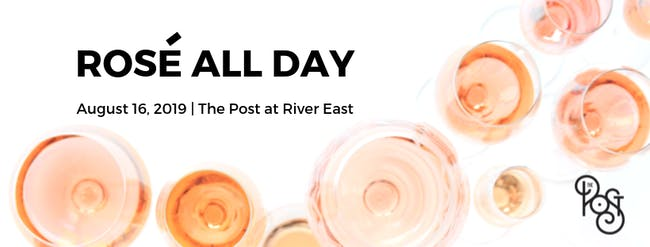 Rosé All Day at The Post