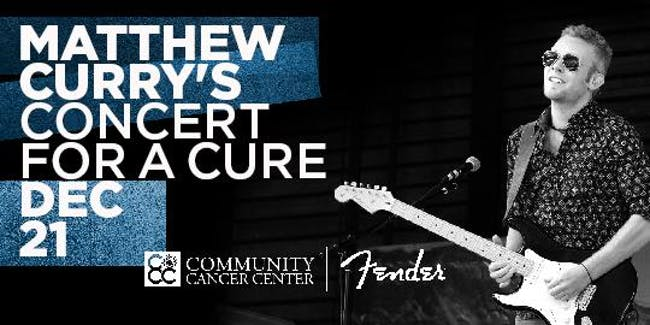 Matthew Curry's Concert for a Cure