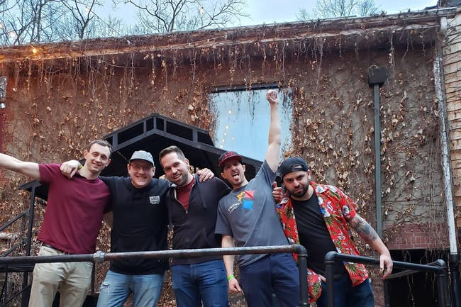 Joey Harkum Band & Keystone Vibe w/ The Biscuits
