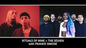 Rituals of Mine / The Seshen At Polaris Hall