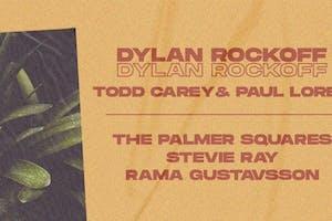 Palmer Squares,S. Ray,Rama Gustavsson,Dylan Rockoff,Todd Carey,Paul Loren