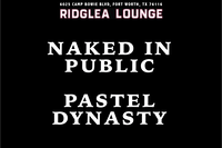 Naked in Public, Pastel Dynasty, Sled Dogs in the Lounge