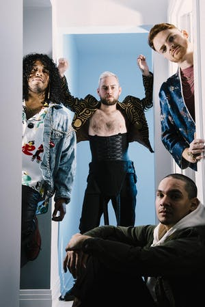 ISSUES: The Beautiful Oblivion Tour