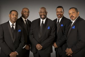The Temptations at Coffee Butler Amphitheater at Truman Waterfront