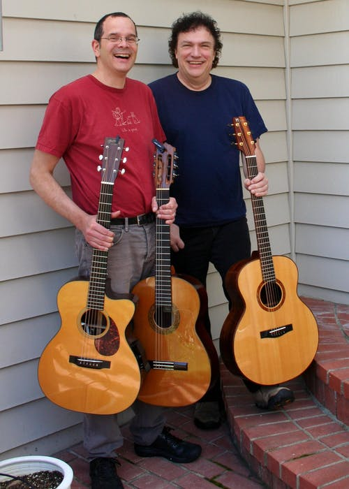 Teja Gerken & Doug Young Duo