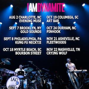 IAmDynamite / Tiny Hueman / Droopies