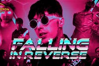 Falling in Reverse - Episode IV Tour
