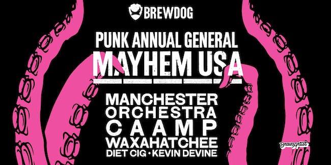 BrewDog Annual General Mayhem