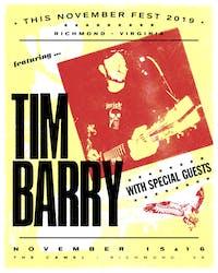 Tim Barry