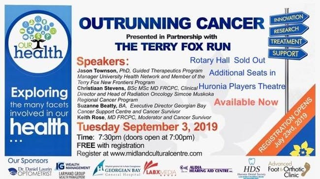 Our Health: Outrunning Cancer