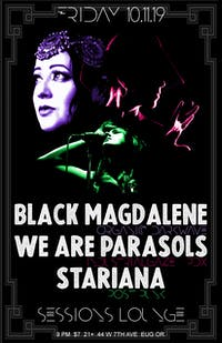 Black Magdalene