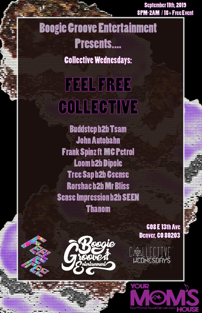 Collective Wednesday: Feel Free Collective Takeover