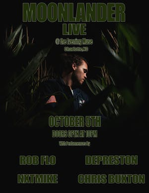MoonLander with Depreston, NxtMike , and Chris Buxton