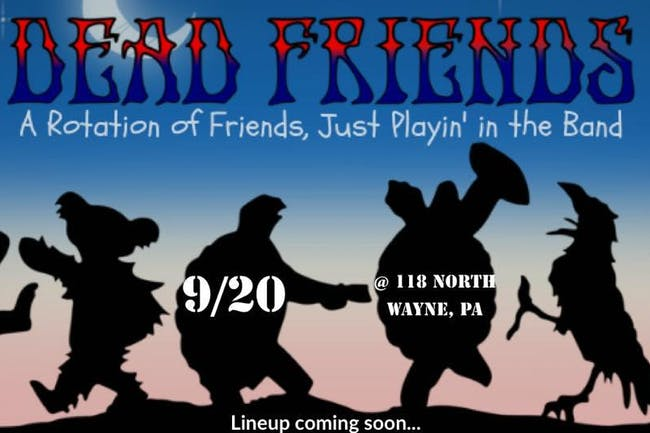 Dead Friends (Grateful Dead tribute)