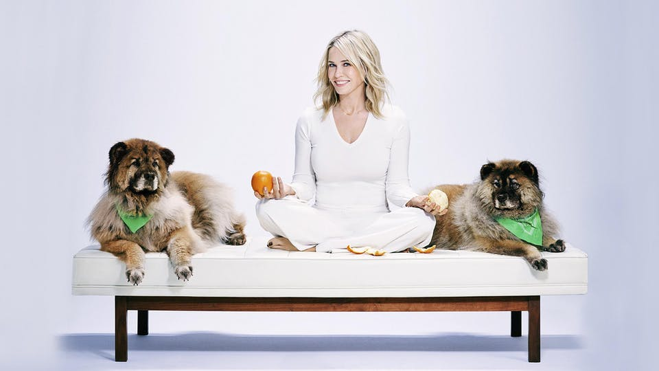 Chelsea Handler's Stand Up Comedy Tour