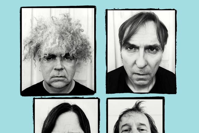The Melvins w/ Red Kross and Toshi Kasai