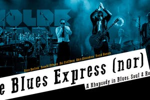 The Blues Express (Direct from Norway) Live Album Recording