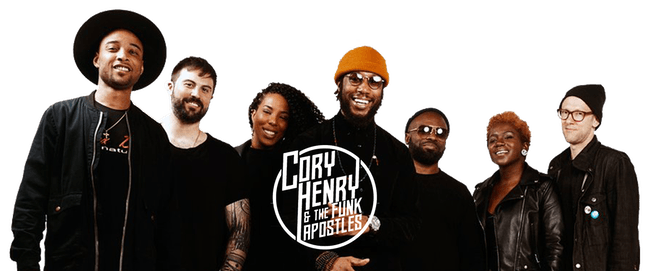 Cory Henry & The Funk Apostles at Gateway City Arts