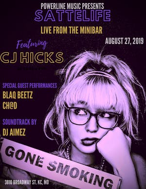 Featuring CJ Hicks with Blaq Beetz, Ch@d and DJ Aimez