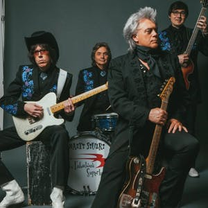 MARTY STUART & His Fabulous Superlatives: Marty Stuart is The Pilgrim Tour