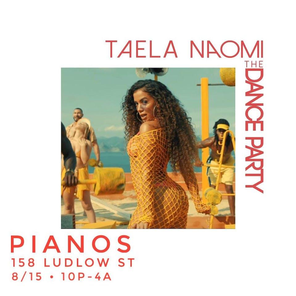 #TheDancePartyNYC ft. Taela Naomi, DJ Kayshimmybeats (FREE)