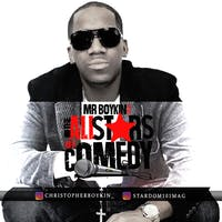 Mr. Boykin Presents The All Stars of Comedy Vol 3