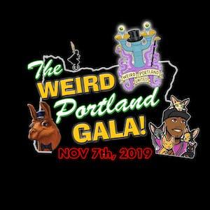 The First Annual Weird Portland Gala at Polaris Hall