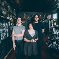 Screaming Females w/ Dusk, Control Top