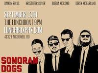 Castaway Comedy: Sonoran Dogs featuring Ramon Rivas