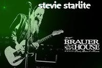 Stevie Starlite at Brauer House