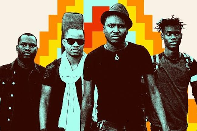 Songhoy Blues with Kalu & The Electric Joint