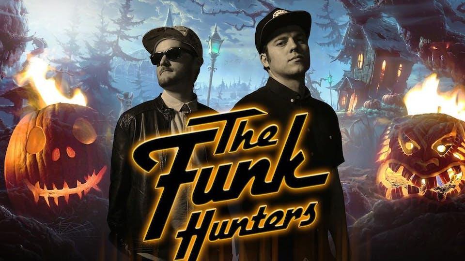 The Funk Hunters Halloween