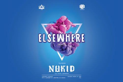 Elsewhere ft. NuKid / PhatJazz