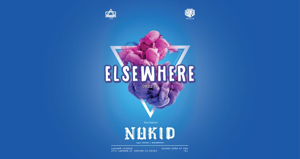 Elsewhere ft. NuKid / PhatJazz
