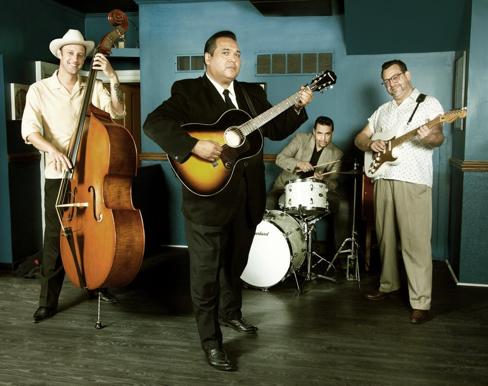 Big Sandy & His Fly-Rite Boys • Rodney and the Regulars
